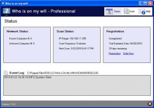 برنامج مراقبة الواي فاى who is on my wifi