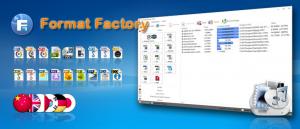 تحميل برنامج فورمات فاكتوري 2018 Format Factory