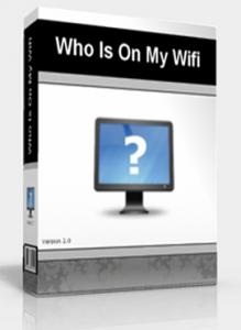 تحميل برنامج who is on my wifi