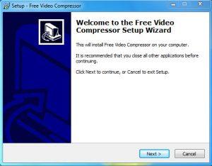 تنزيل برنامج ضغط ملفات الفيديو Video Compressor