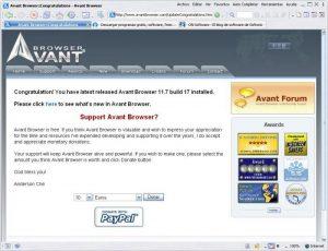 تنزيل متصفح افانت Avant Browser