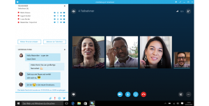 برنامج Skype