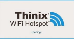 تحميل برنامج تحويل اللابتوب لراوتر 2018 thinix wifi