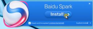 Baidu Spark