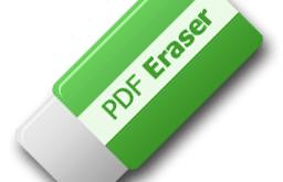 تحميل برنامج بى دى اف ايرازر 2018 PDF Eraser