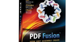 تحميل برنامج كورل بى دى اف 2018 Corel PDF Fusion