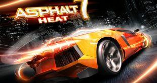 تحميل لعبة سباق السيارات 2018 Asphalt 7 Heat