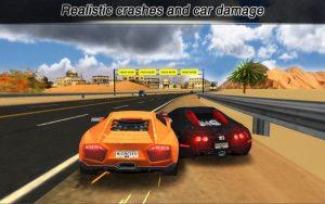 تحميل لعبة سباق سيارات