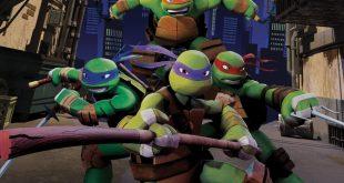 تحميل لعبة سلاحف النينجا 2018 Ninja Turtles