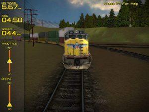 تحميل لعبة قيادة القطارات