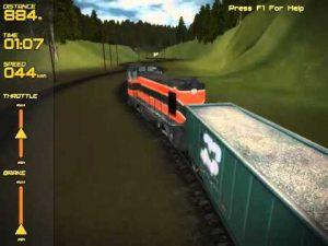 تحميل لعبة قيادة القطار