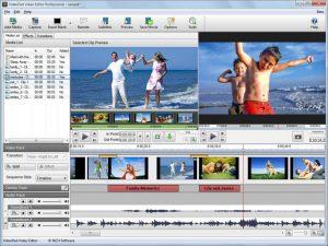 برنامجFree Video Editor