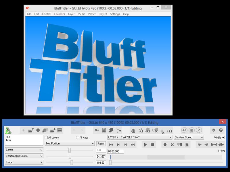 تحميل برنامج BluffTitler