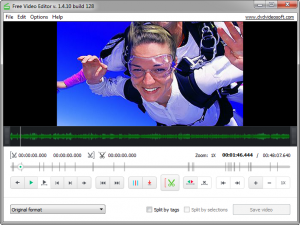 تحميل برنامج Free Video Editor