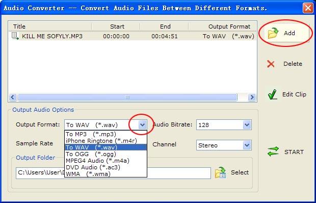 تحميل برنامج MP3 Audio Converter