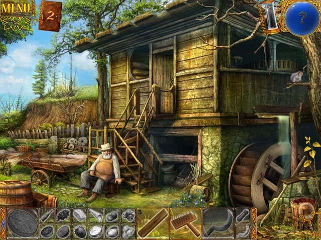 تحميل لعبة بيت الغابه المهجور
