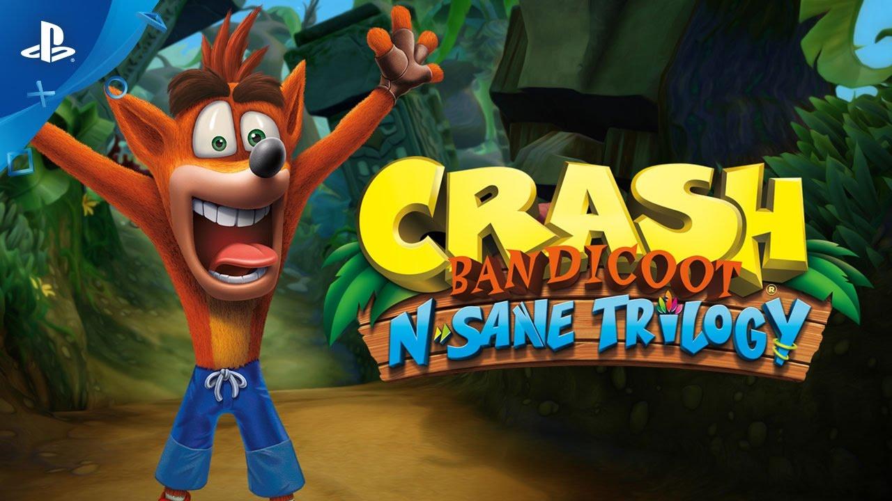 تحميل لعبة كراش Crash Bandicoot